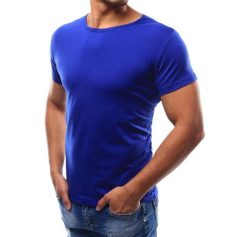 5f3fc03b0fc4 ... Klasické pánske tričko - bledomodré rx2577 ...