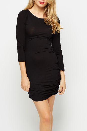 Dámske šaty Promise - čierne