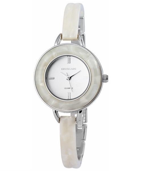 Dámske hodinky Excellanc strieborné