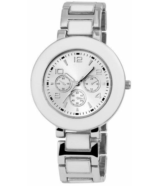 Dámske hodinky Marion strieborné White