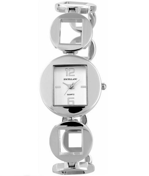 Dámske hodinky Excellanc Aline strieborné
