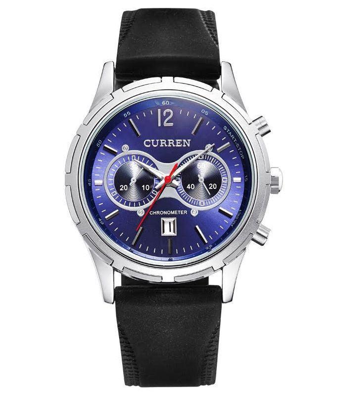 Pánske hodinky Curren - modré