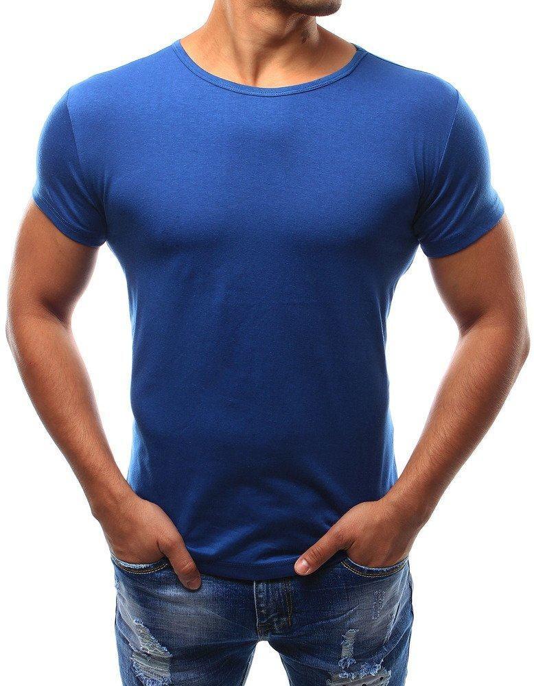 Pánske tričko modré rx3415